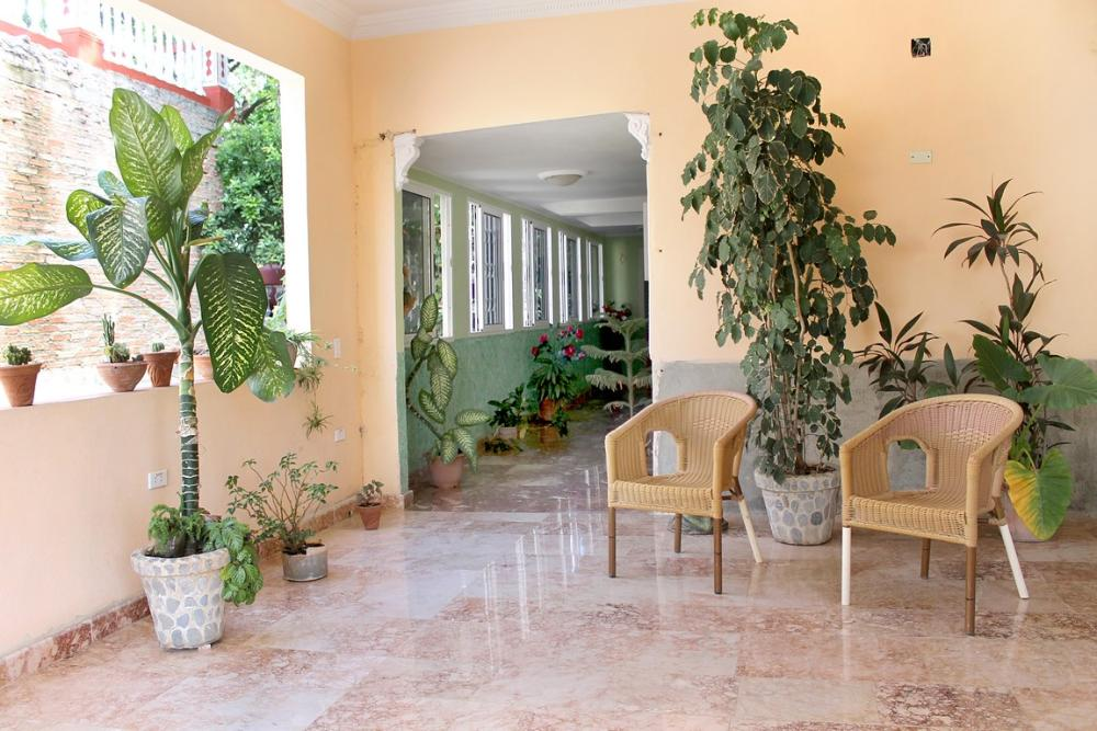 Casa Juan Fernandez