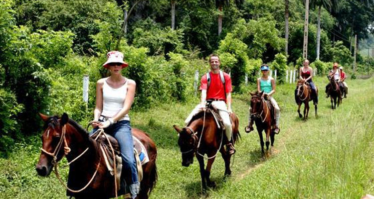 Horseback Riding Valley of Vinales