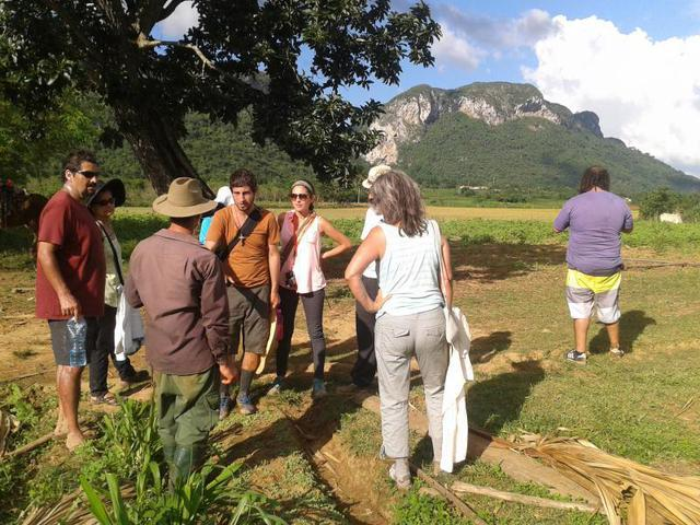 Walking Valley of Vinales