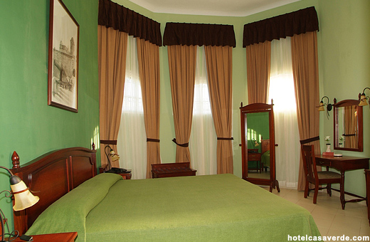 Hotel Casa Verde