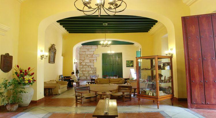 Hotel Conde de Villanueva