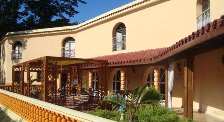 Hotel Rancho San Vicente