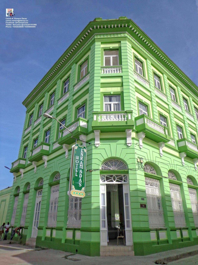 Hotel E Enramadas